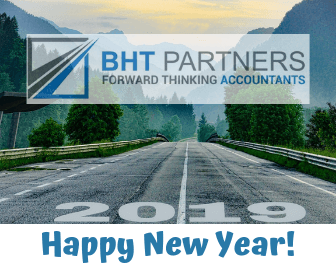 Happy New Year from BHT Partners