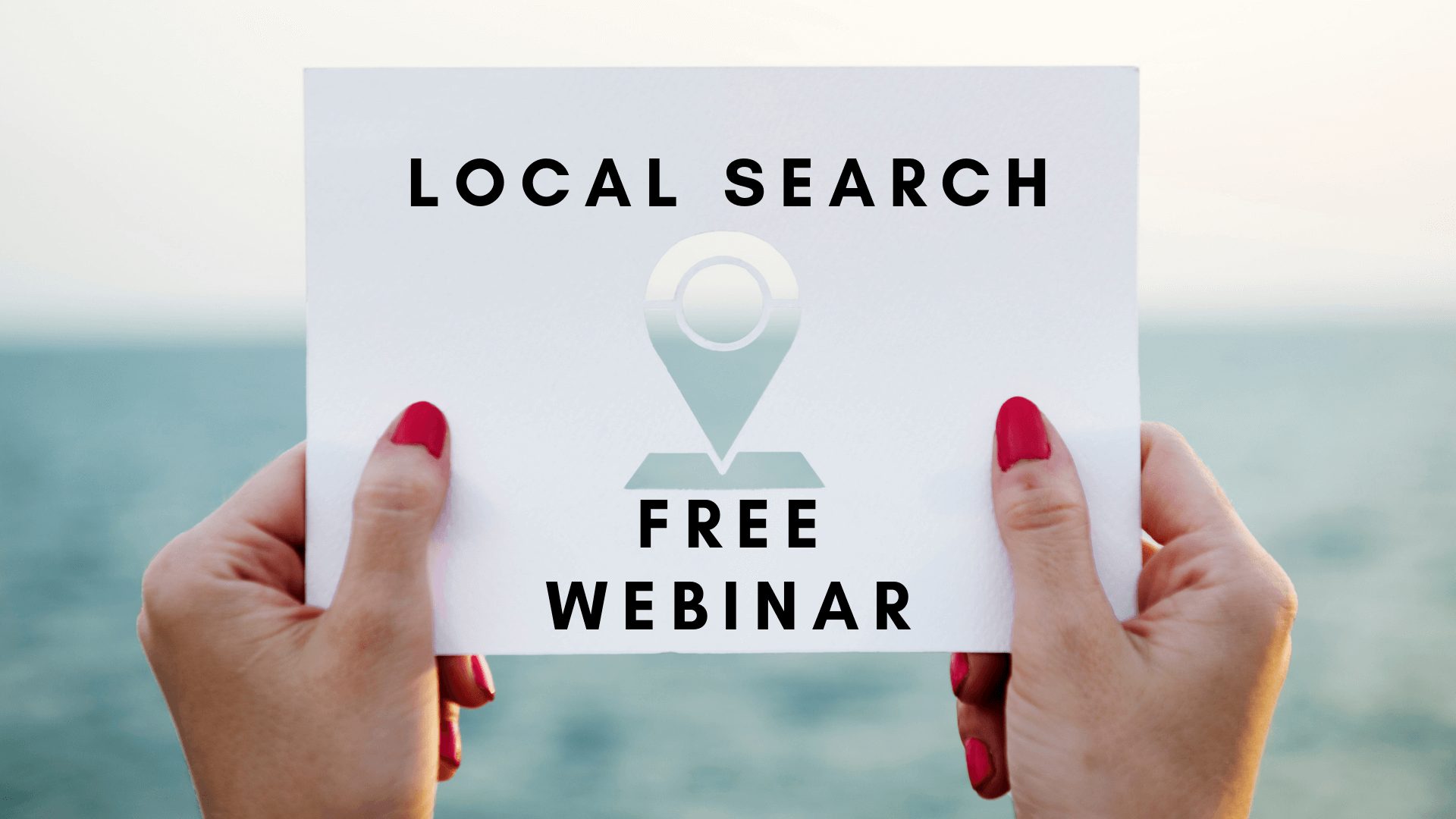 FREE Webinar on Harnessing the Power of Local Search