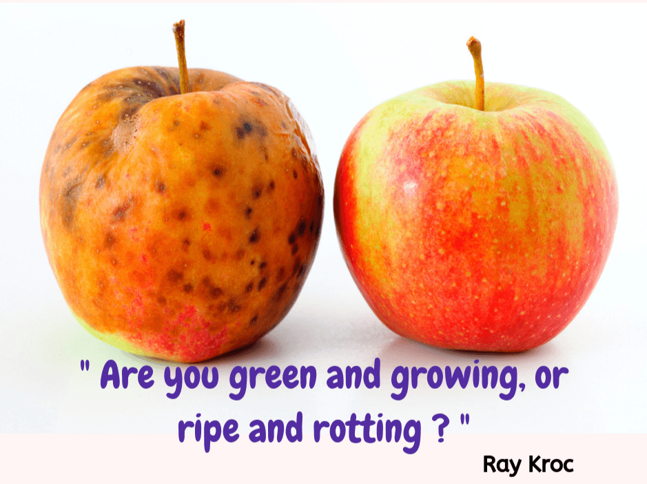 Is Your Business Green & Growing Or Ripe And Rotting?